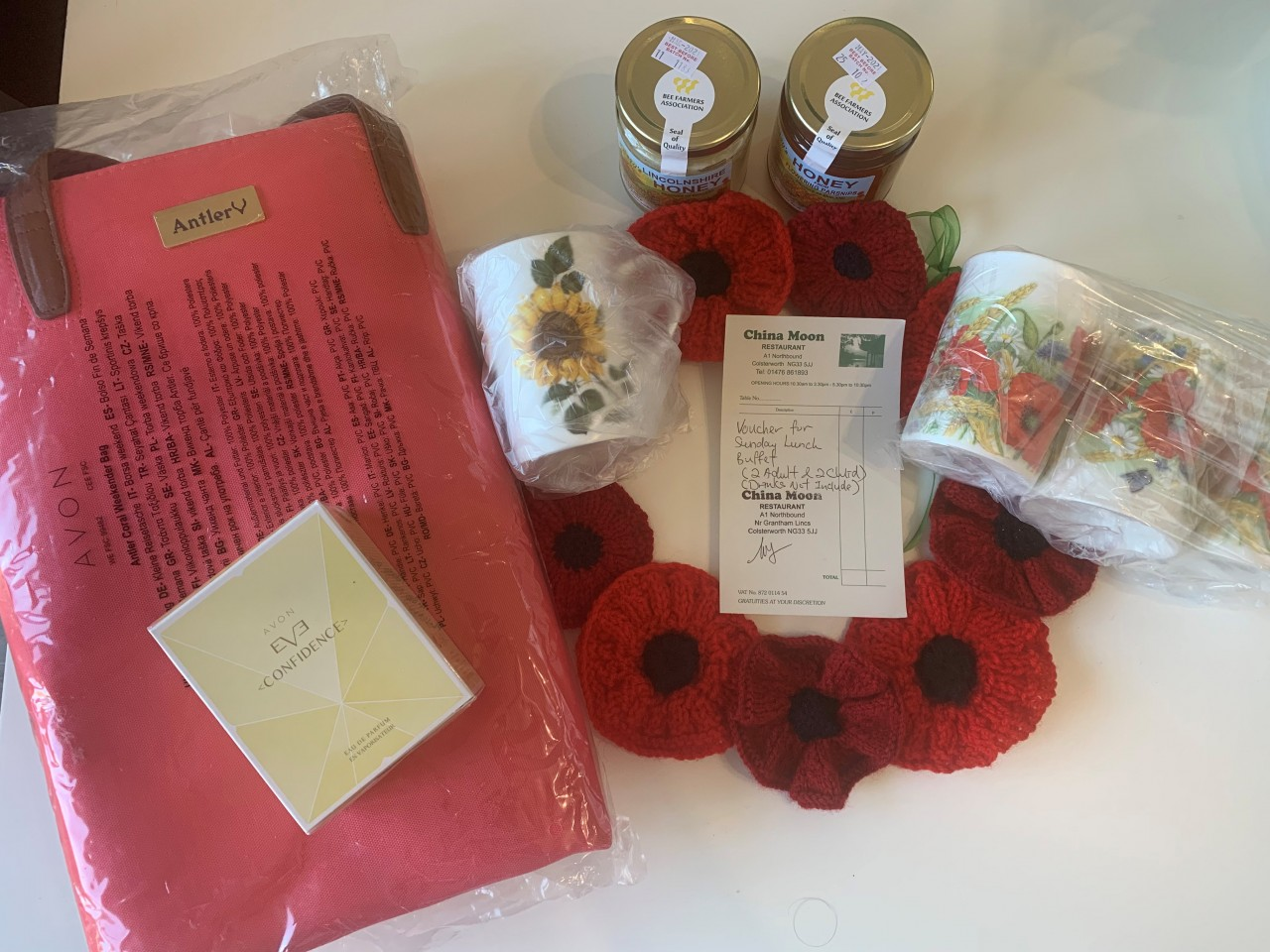 Remembrance Day Raffle - Local Goodies Hamper