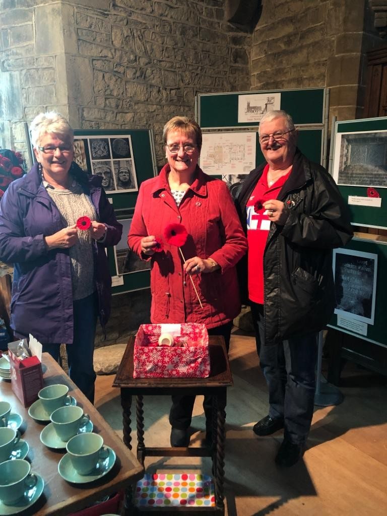 Purchase your locally made poppies